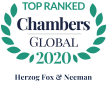 Herzog Fox & Neeman is Ranked by Chambers Global for 2020