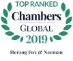 Herzog Fox & Neeman is Ranked by Chambers Global for 2019