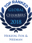 Herzog Fox & Neeman is Ranked by Chambers Global for 2018