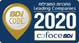Herzog Fox & Neeman is Ranked by BDi Code for 2020