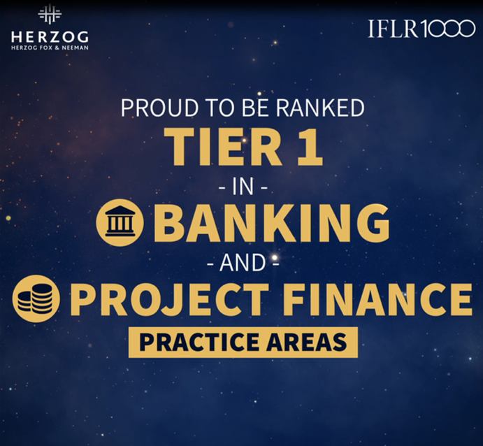Proud to be ranked tier 1 in banking and project finance practice areas